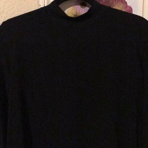 58d136b824f363 Kit and Ace Tops - Kit and ace brushed mock neck long sleeve in black